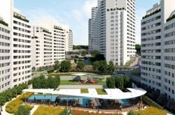 Bahçeşehir Spradon Vadi Residence Hafriyatı Projesi